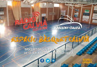"""Ràdio Calvià también """"respira bàsquet"""""""