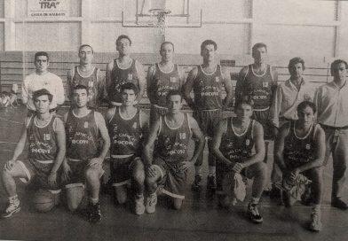 Década de los 90, los primeros ídolos del baloncesto calvianer